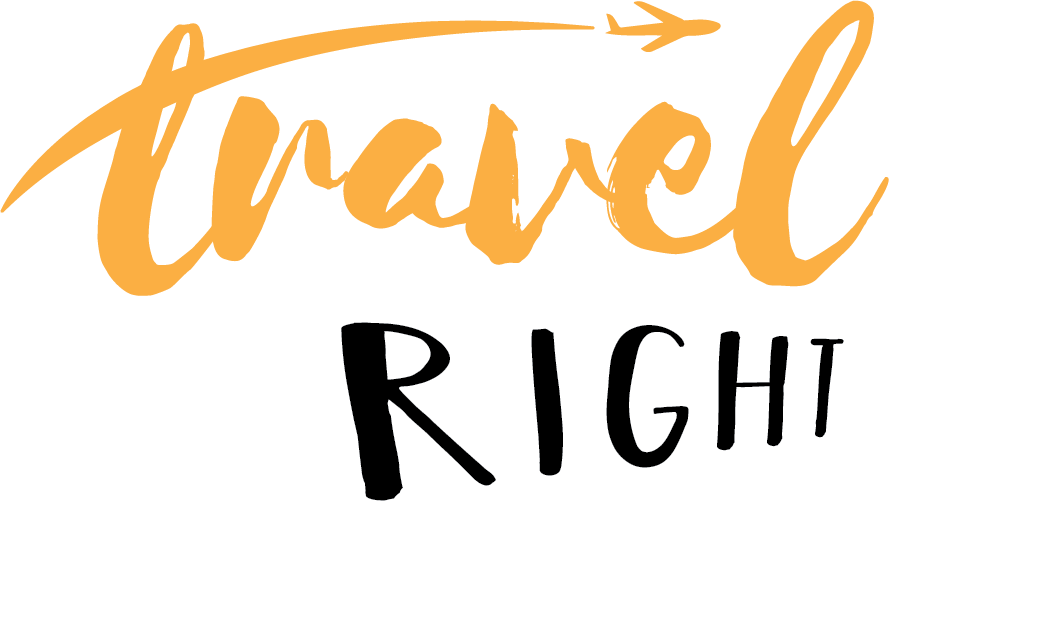 TravelRight Official Logo