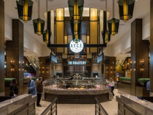 A.Y.C.E (All-You-Can-Eat) Buffet in Las Vegas