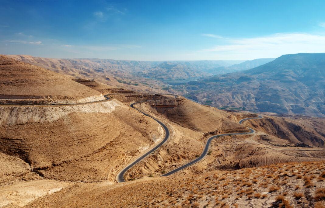 Wadi Al Mujib Jordan