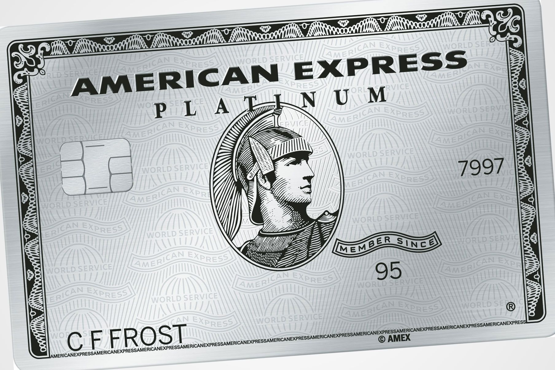 American Express Platinum Credit card for United bonus miles points collection