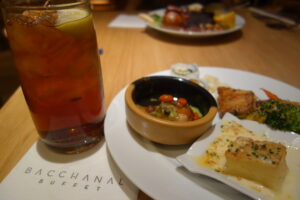 Las Vegas Buffet: The Bacchanal Buffet at Caesar's Palace