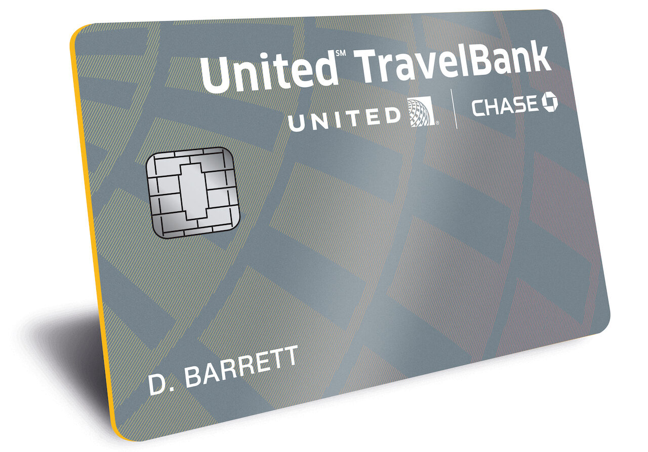 Chase United TravelBank Card