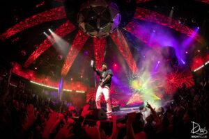 Wiz Khalifa live at Drai's Nightclub