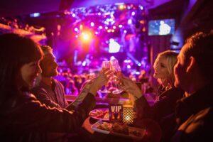 Las Vegas Nightclubs: Foundation Room Las Vegas