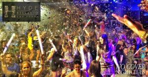 Hyde Bellagio Nightclub in Las Vegas (Temporarily closed)