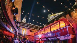 Las Vegas Nightclubs: On the Record Nightclub