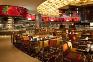 Studio B Buffet at M Resort Las Vegas