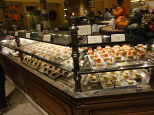 The Buffet at Bellagio is a Las Vegas buffet with 5-star cuisines from all over the world
