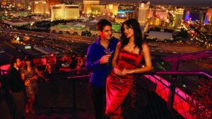 VooDoo Rooftop Nightclub's view of the Strip