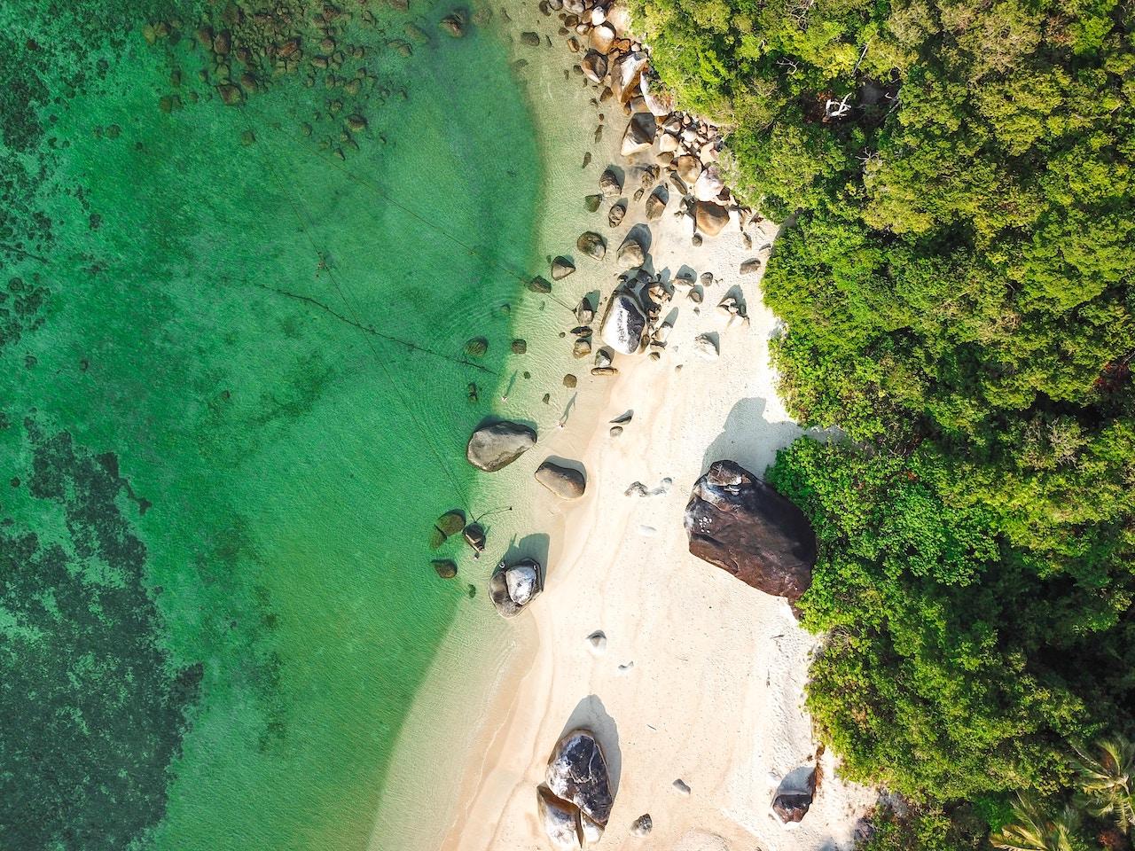 Koh Tarutao is one of the best quiet islands in Thailand