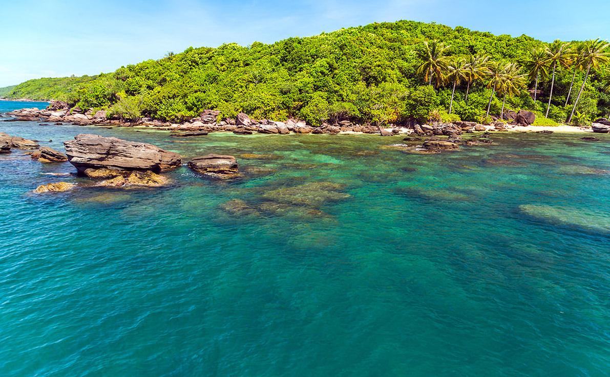 Koh Jum island near Krabi, Thailand