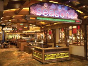 Seasons Buffet at Silverton Casino Hotel