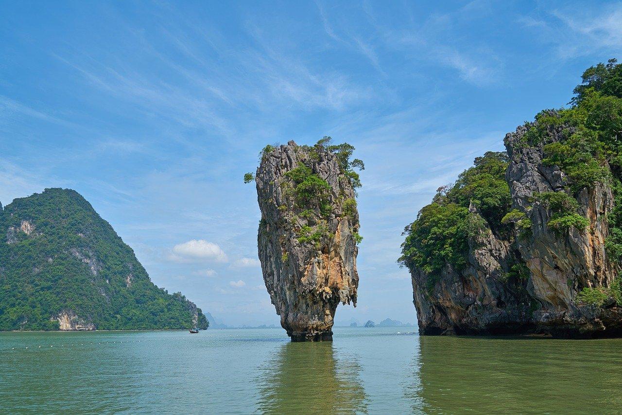 Koh Yao Noi island in Thailand