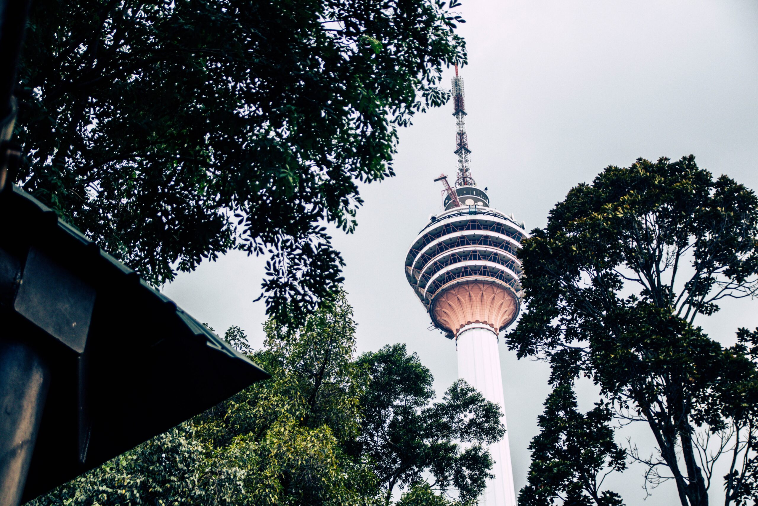 One of the things to do in Kuala Lumpur is to visit the KL Tower
