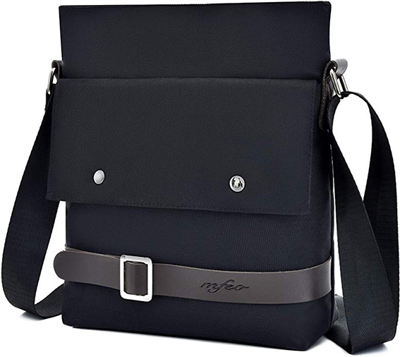 Mfeo casual retro bag for men and women for everyday outing and travel use