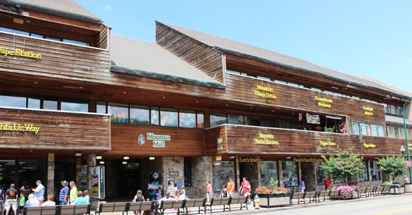Gatlinburg's Mountain Mall